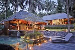 luxury ubud accommodation