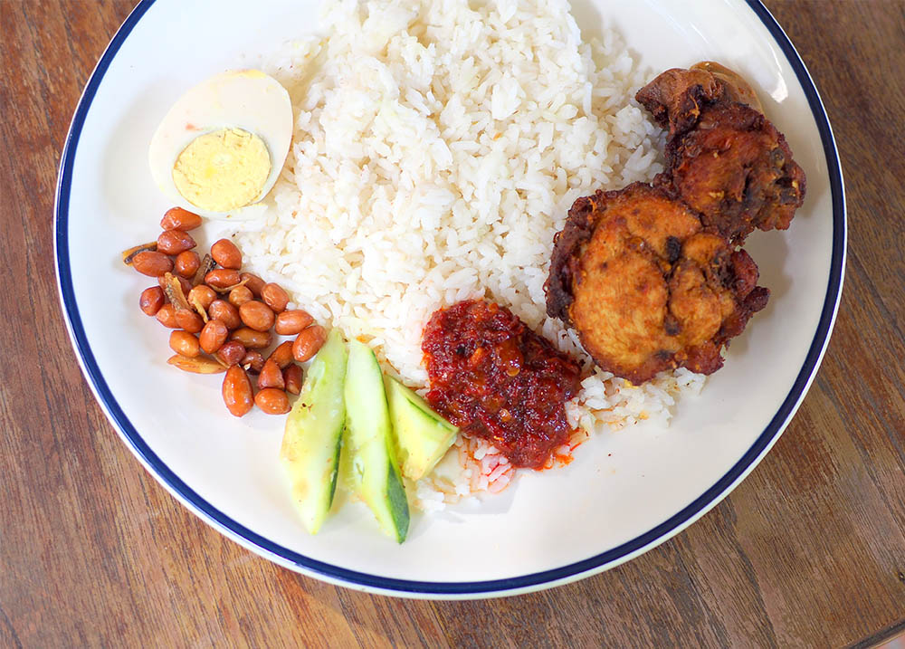 cheap nasi lemak delivery